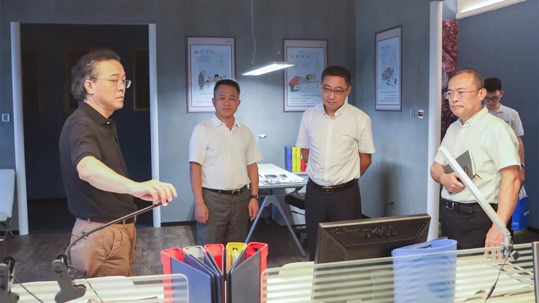 刘桂林:优化结构 强化协同 加快推进商贸板块专业化高质量发展